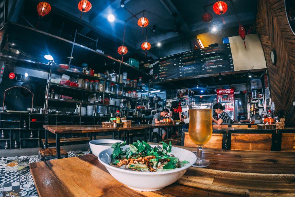 Hanoï - bonne adresse food