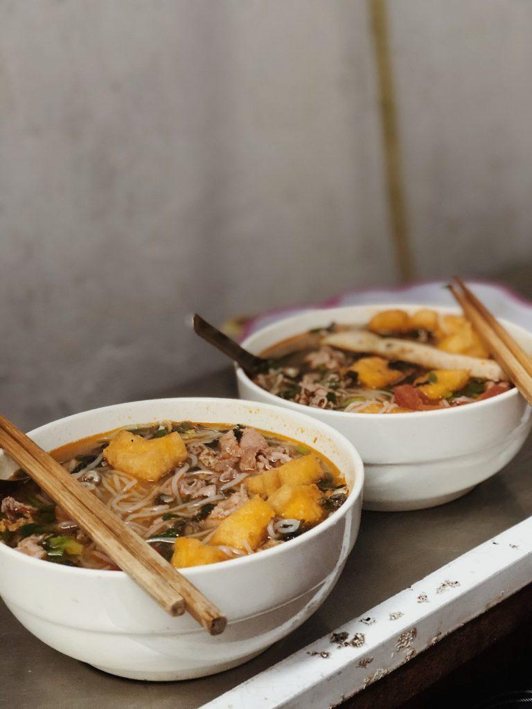 Hanoï - spécialités locales