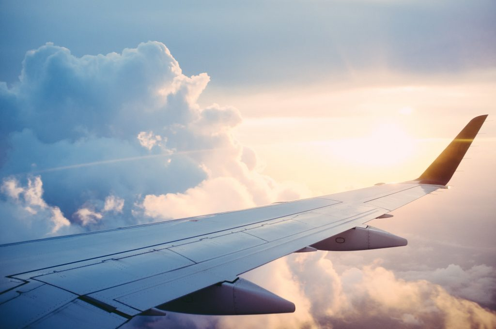 Voyage au Vietnam - avion