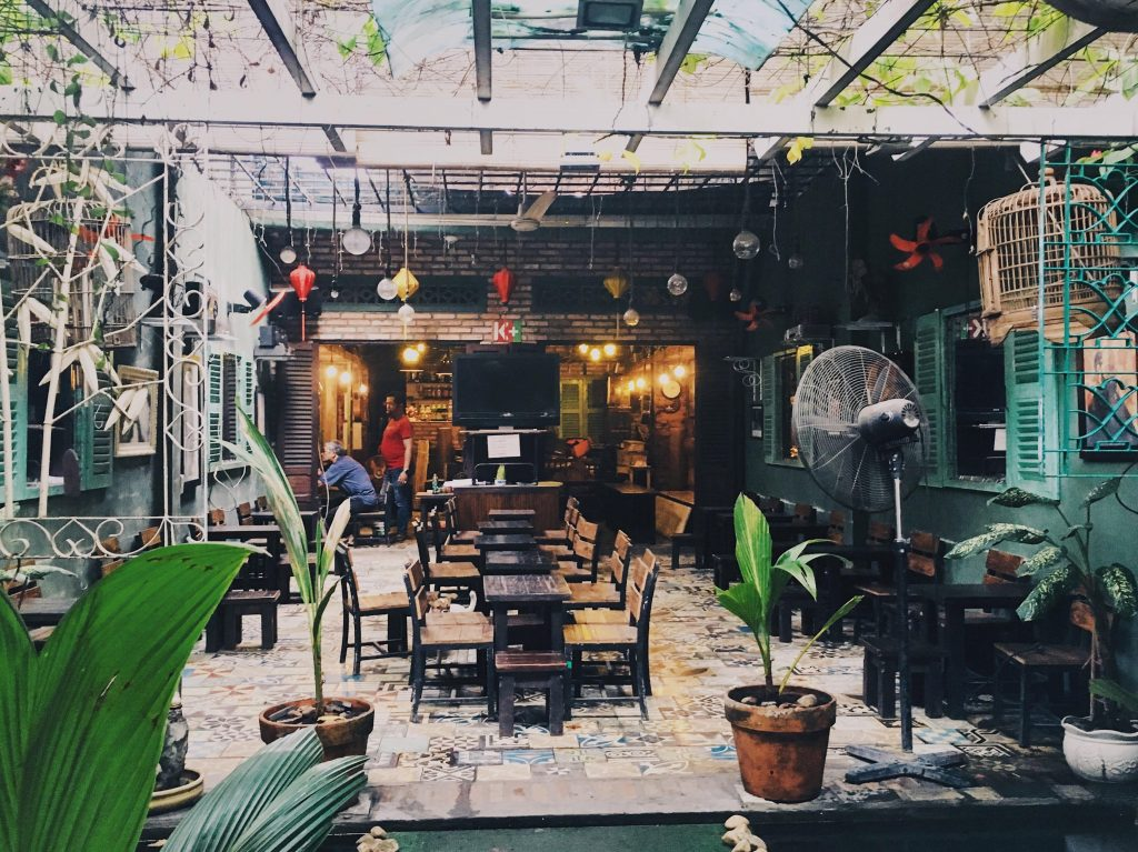 Hanoï - bonne adresse café